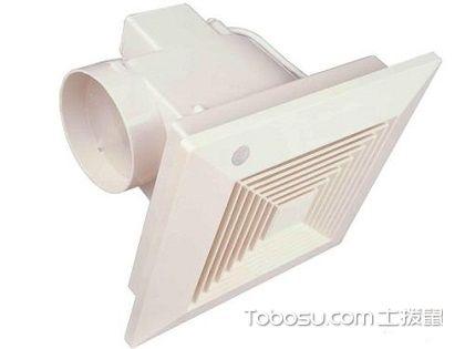 卫生间排气扇吊顶效果图中的安装知识