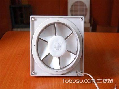 衛生間排氣扇尺寸如何選擇,安裝排氣扇要注意什么