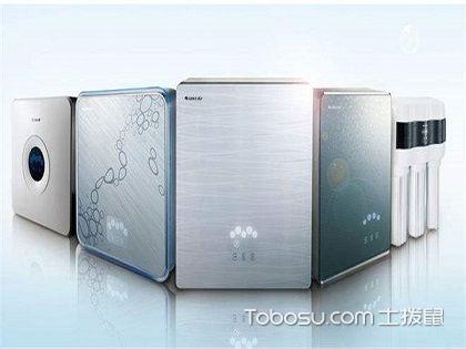 中國凈水器十大品牌排名,你了解多少