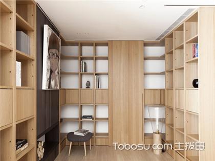全屋定制家具转角书柜常见误区,四大全屋定制家具误区必知!