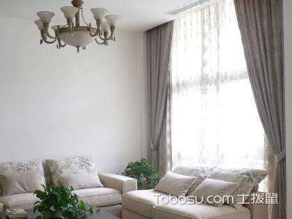 客厅窗帘用什么颜色好?客厅窗帘颜色搭配技巧盘点