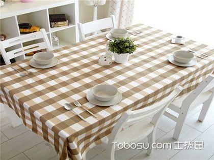 家用桌布什么材質好?五種家用桌布材質特點介紹