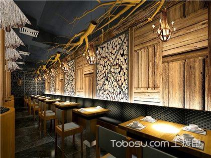 小饭店简单装修效果图赏析,带你感受原汁原味的用餐空间