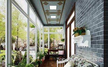 生活阳台和阳台的区别是什么?阳台有哪些作用?