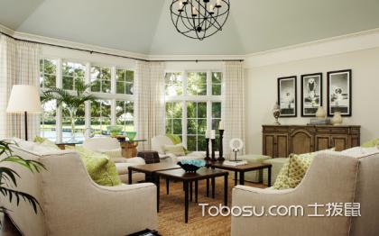 客厅装修用什么瓷砖好? 客厅瓷砖装修效果图赏析