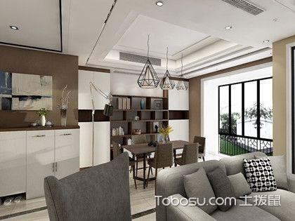 全屋定制家具客厅柜有哪些设计,客厅柜装修设计效果图赏析