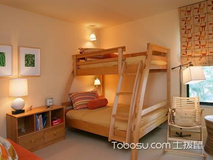 双人卧室怎么装修?像案例中这样设计就可以啦