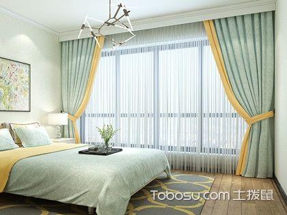 2018的窗帘最流行颜色是什么?2018卧室窗帘颜色推荐