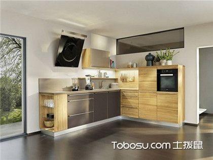 小厨房橱柜怎么设计?小厨房橱柜装修设计注意事项