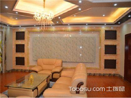 墙体的精致改造与装饰,带大家了解墙面装饰材料