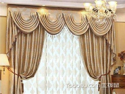 别墅窗幔图片,窗幔的安装方法