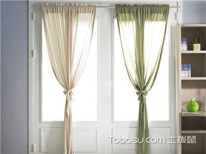 窗帘怎么装好,窗帘安装需要注意的事项