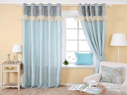 双层窗帘怎么挂?这样悬挂更美观