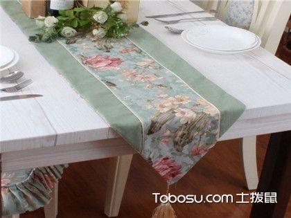 桌布和桌旗哪一個更好看?桌布和桌旗哪一個更實用?