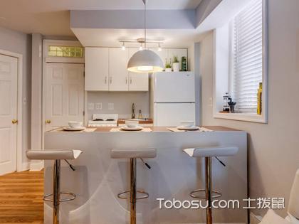 超实用家装吧台隔断效果图,小空间也可以拥有美美的吧台