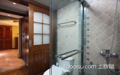 卫生间移门效果图欣赏,卫生间移门装修案例