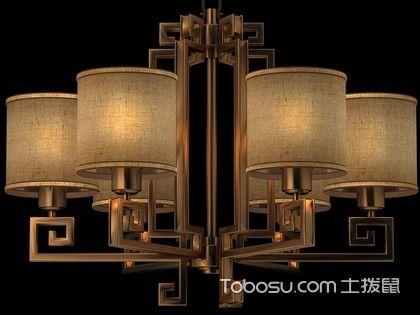 浓浓中式复古风来袭:中式装修选什么式样吊灯