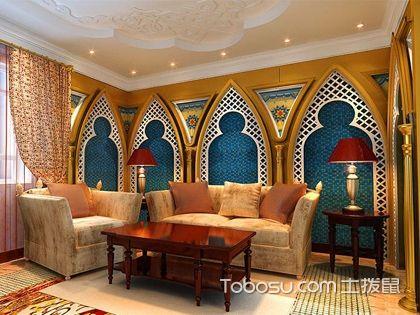 伊斯兰风格室内装修,令人惊艳的伊斯兰风格室内设计