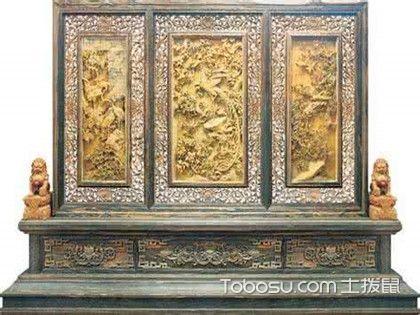 客厅木雕屏风应该如何设置?木雕屏风设置原则有哪些?