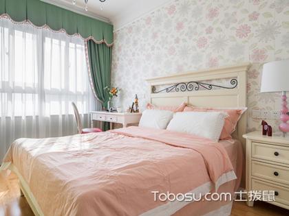 女生卧室怎么装修好看?看看这些装修案例你就知道了