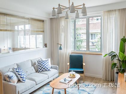 小客厅装修设计实景图,小客厅设计技巧大放送了