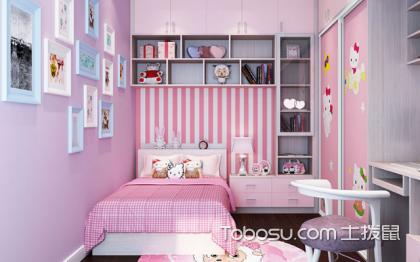 儿童房应该选择哪种墙面装饰 ?壁纸or墙面漆?