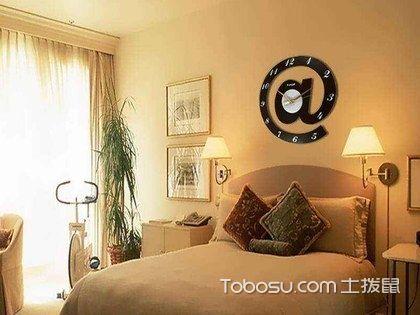 家居风水有讲究,卧室钟表摆放风水的讲究