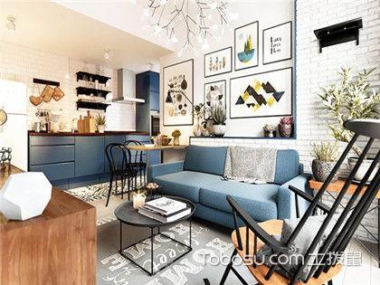 威海65平米房装修预算案例,65平北欧风格小公寓装修