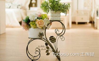客厅装修花架造型图片,客厅装修花架造型摆放位置介绍