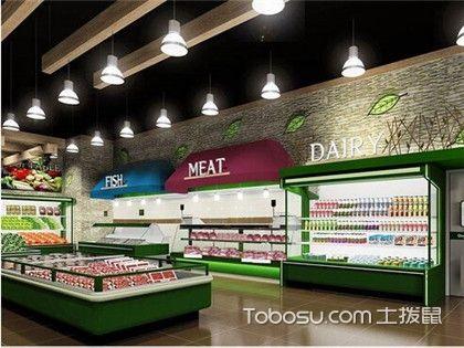 超市装修设计要点,装修超市需要注意的事项