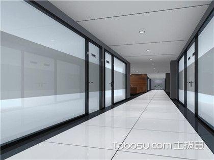 办公室成品玻璃隔断选哪种好?办公室玻璃隔断种类介绍