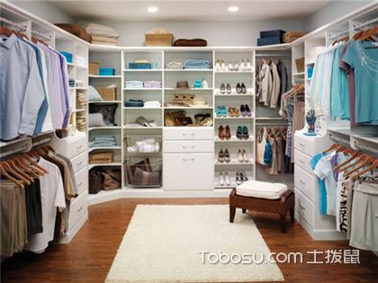 U型衣柜效果图,卧室衣柜设计图片欣赏