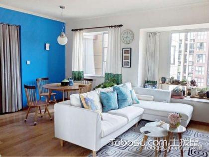 沙发不靠墙装修效果图,客厅沙发不靠墙装修设计