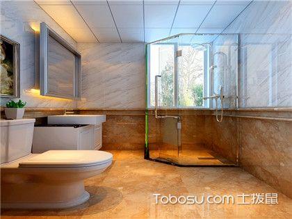 卫生间装什么门合适?卫生间门材质介绍