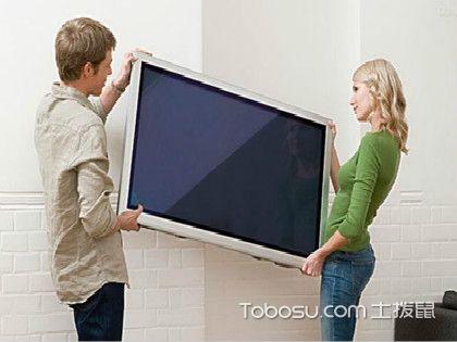 如何安装电视挂架?你一定要清楚的三个要点
