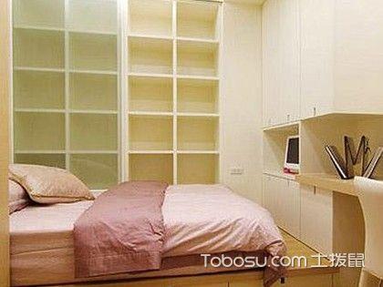 卧室地台设计,地台优缺点有哪些