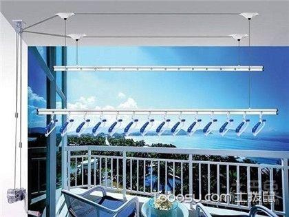 家用阳台晾衣架哪种好?晾衣架有哪些种类?