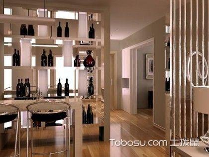 爱酒人士必备必知的客厅装饰酒柜设计