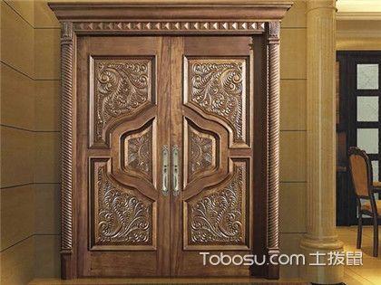 别墅入户门尺寸如何选择,入户门的选择