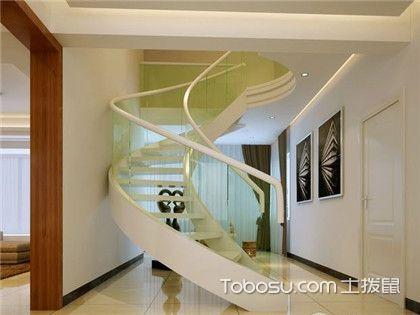复式楼梯铺装选择哪种地板好?复式楼梯的装修