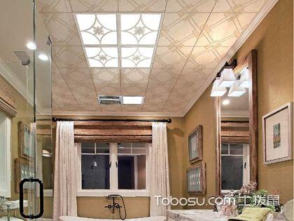 鋁扣板吊頂燈怎么拆,換燈管時要怎么拆鋁扣板吊頂