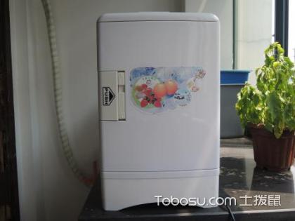 可以靠颜值撑市场的制冷神器,迷你小冰箱好不好