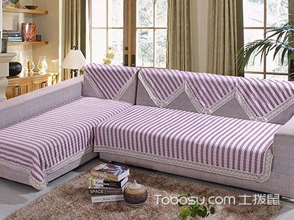 沙发罩的样式图片,沙发罩和沙发怎么搭配好看?