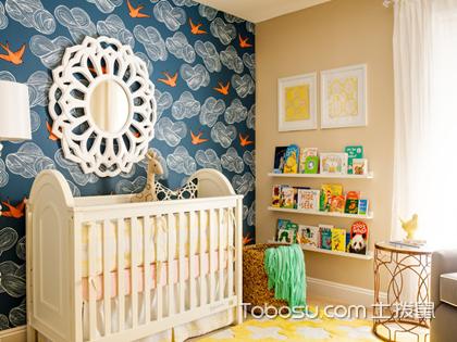 婴儿房装修设计案例,婴儿房这么装才一定不会错