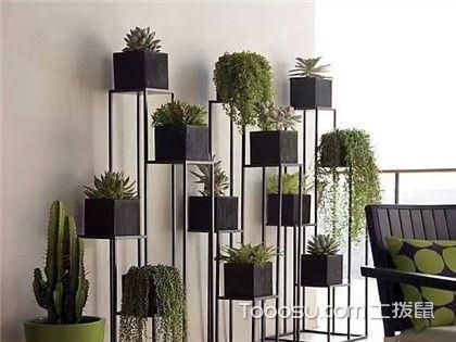 阳台铁艺护栏花架好吗?选择木质花架还是铁艺花架