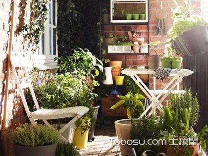 小户型阳台花园设计,如何打造花园式小户型阳台