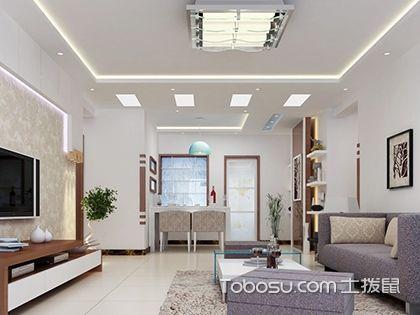 客厅吊顶材料有哪些?客厅吊顶用什么材料好