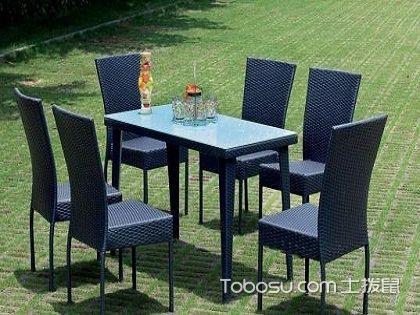 夏季藤编休闲桌椅家具设计的优点和缺点