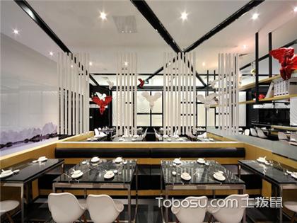 40平小餐馆装修效果图,40平米小餐馆该怎么装修?