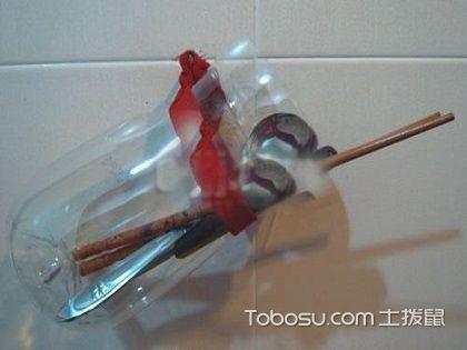 筷子毛线diy制作客厅装饰品,让生活充满乐趣